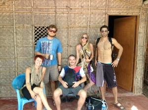 Goa crew
