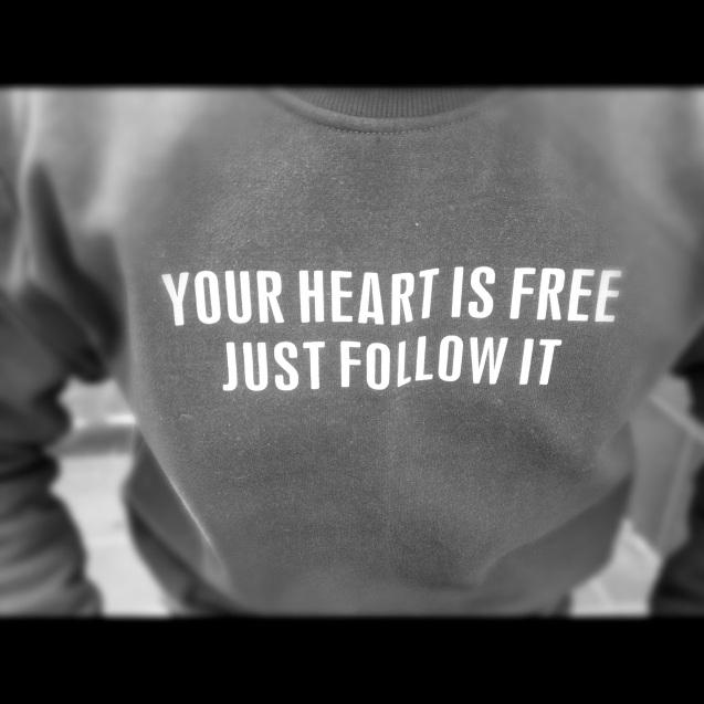 heart is free