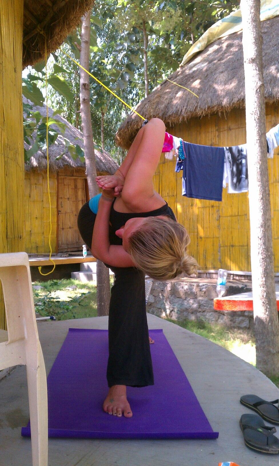 hut yoga