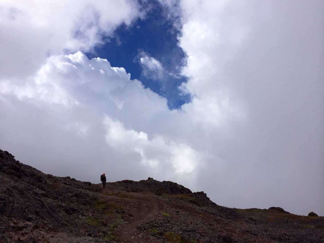 Lares in the clouds