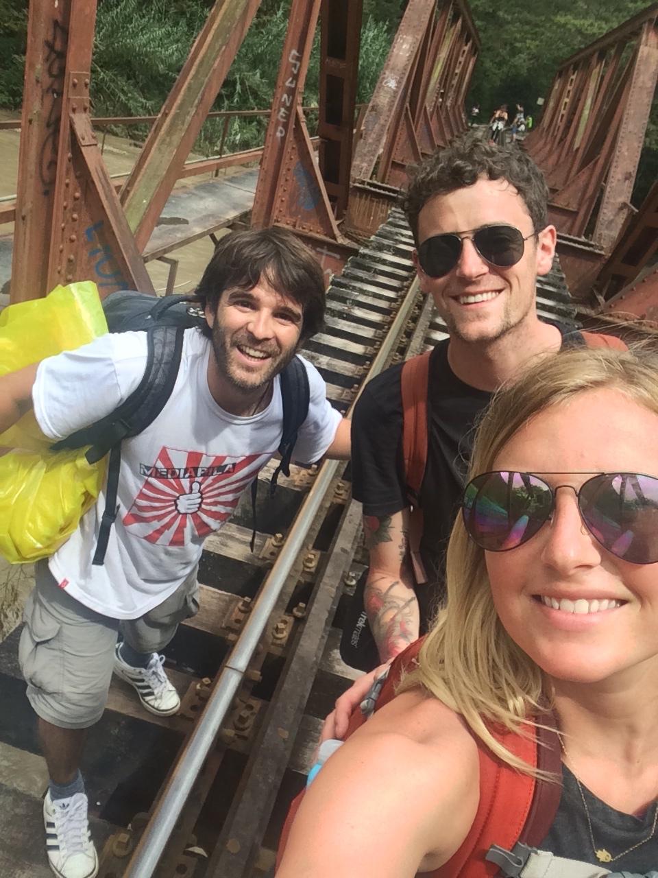 jungle railroad