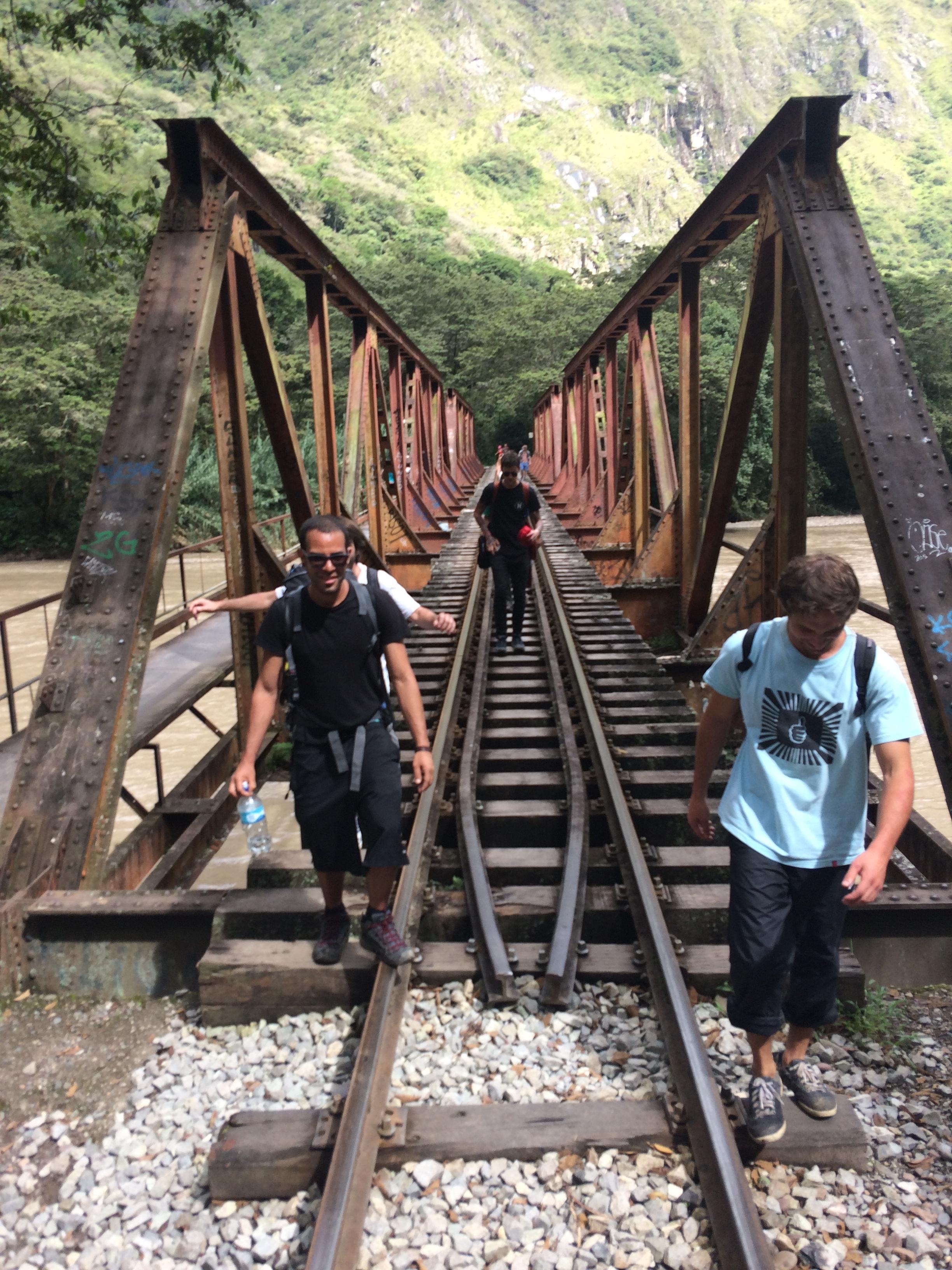 jungle railroad 2