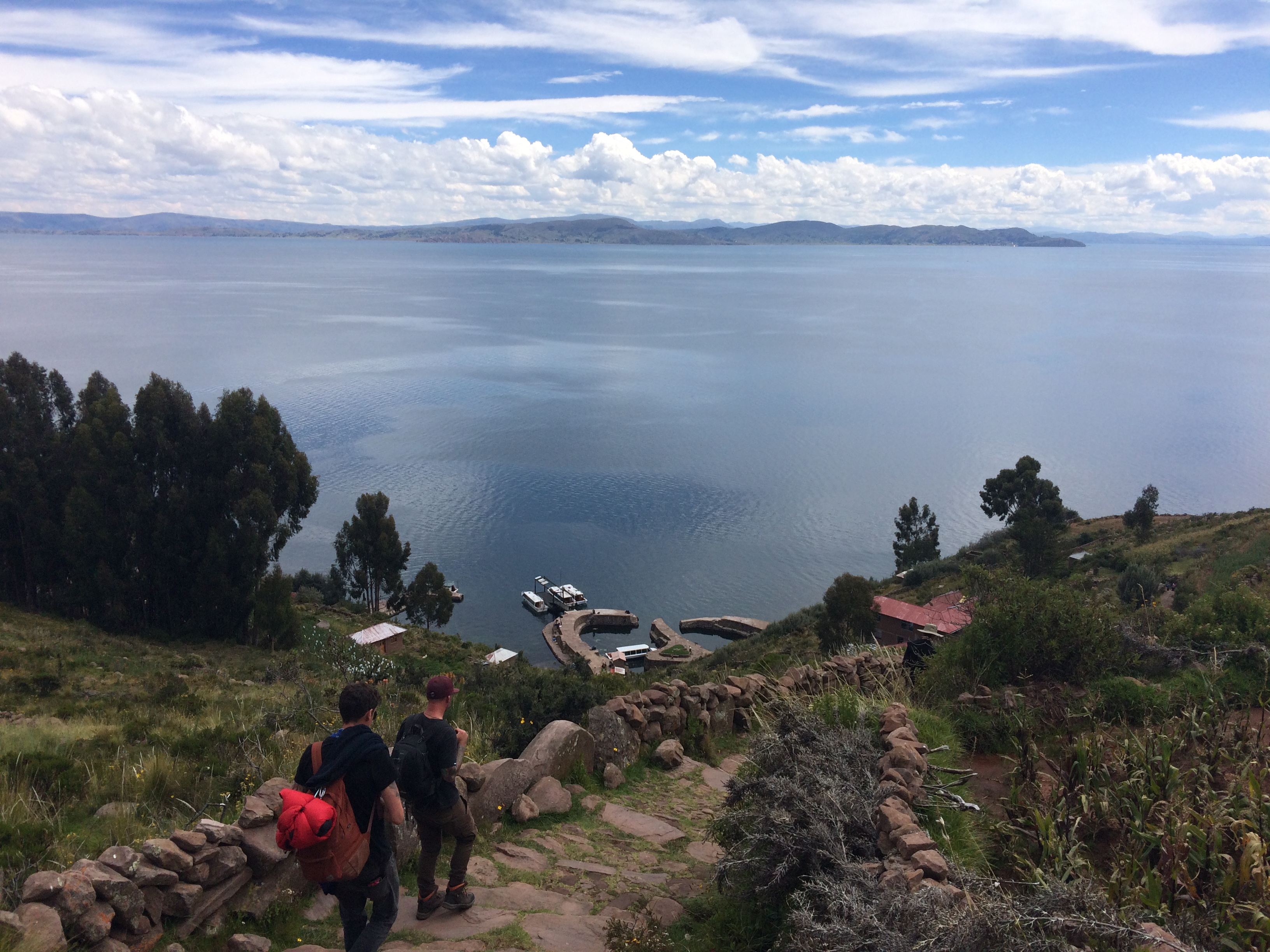 Later Taquile
