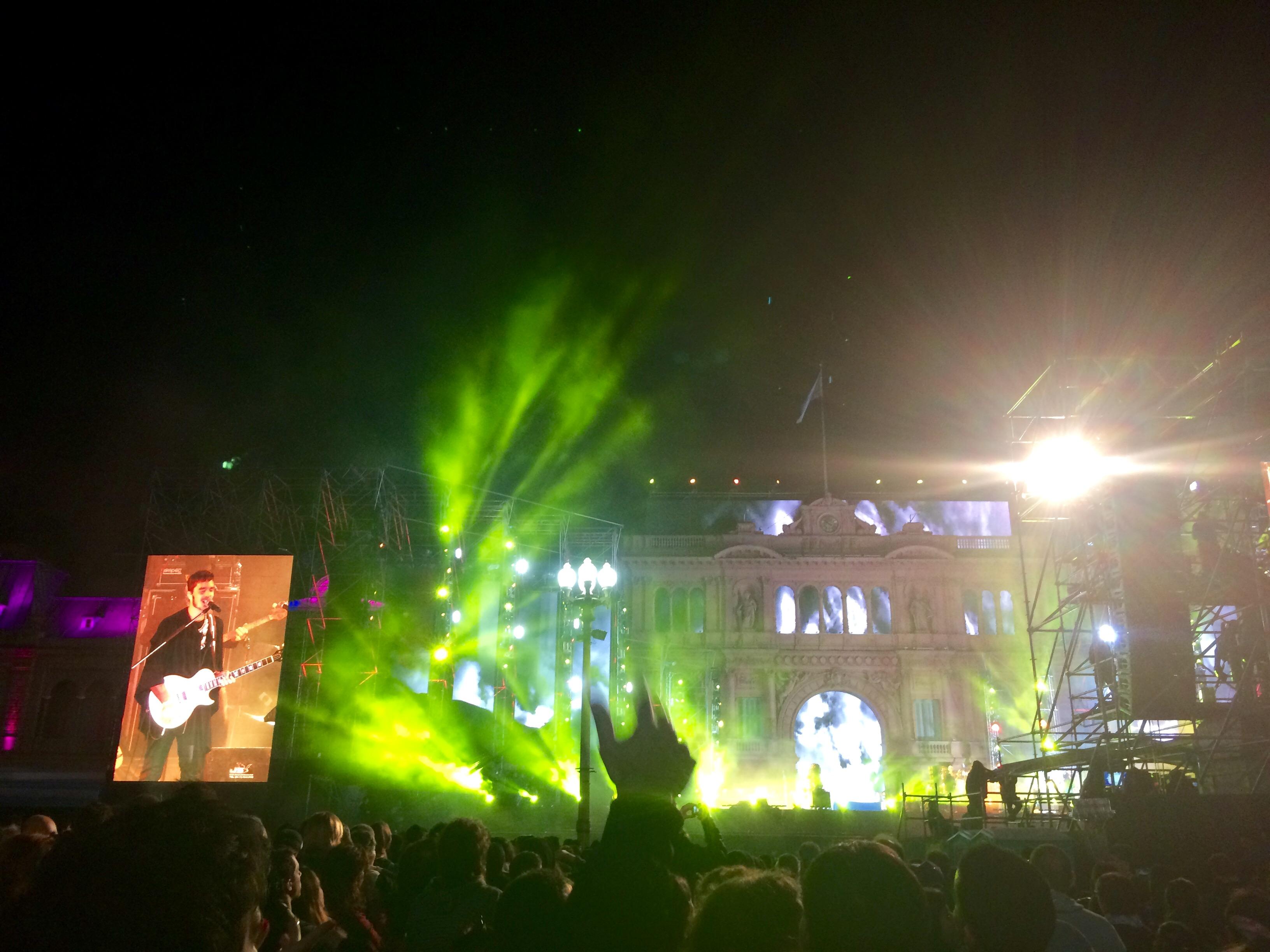 BA concert