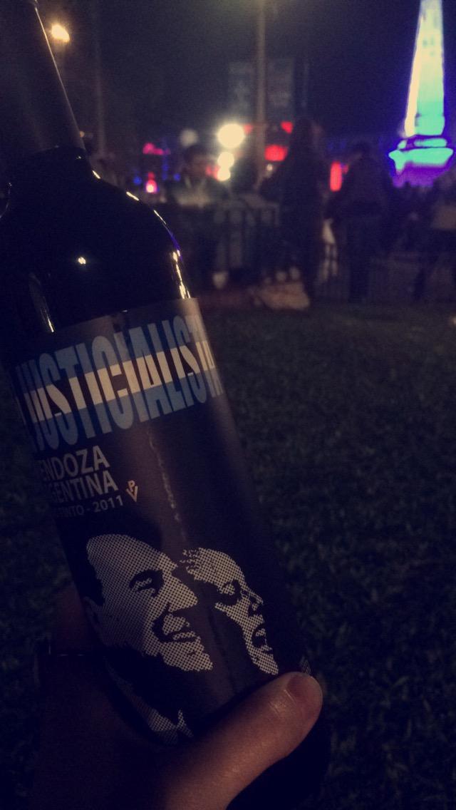 BA vino