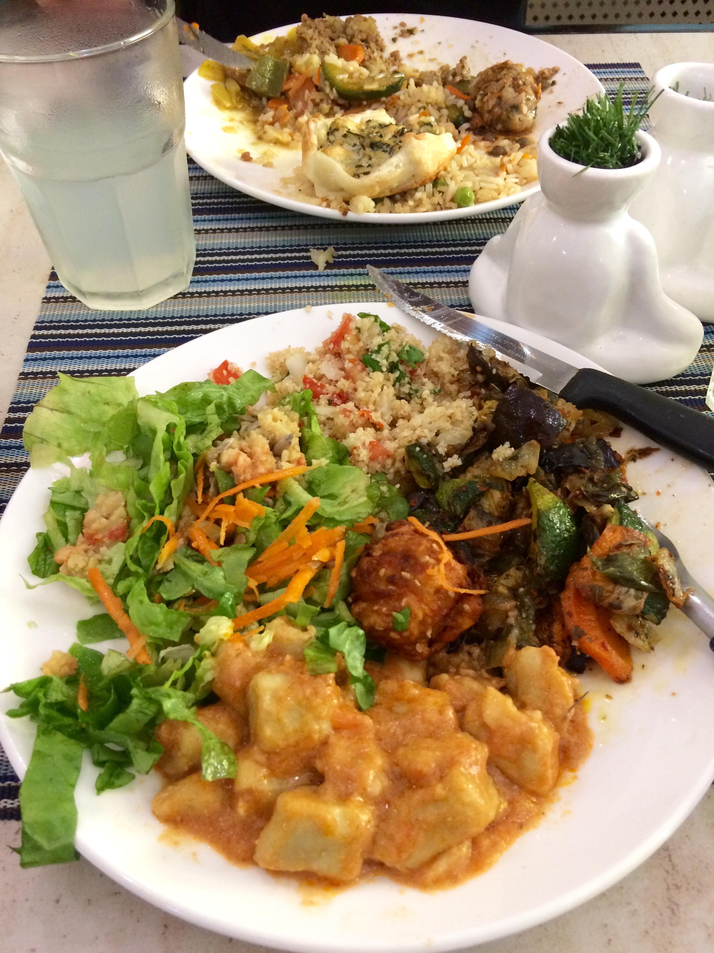 veganArg buffet 2