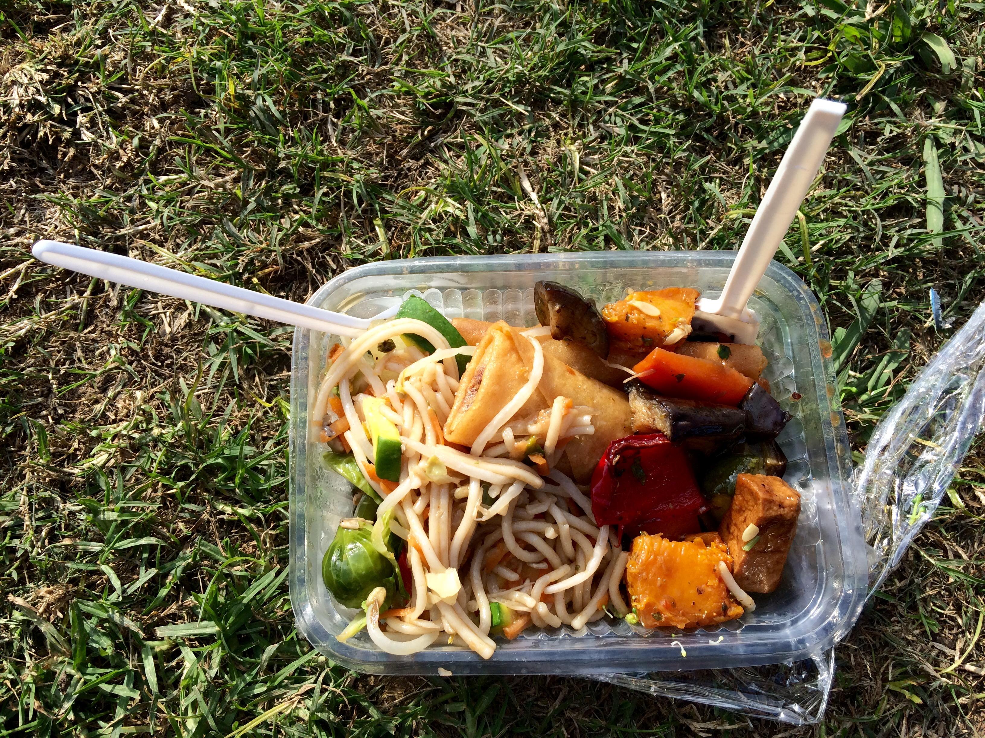 veganArg chinese buffet