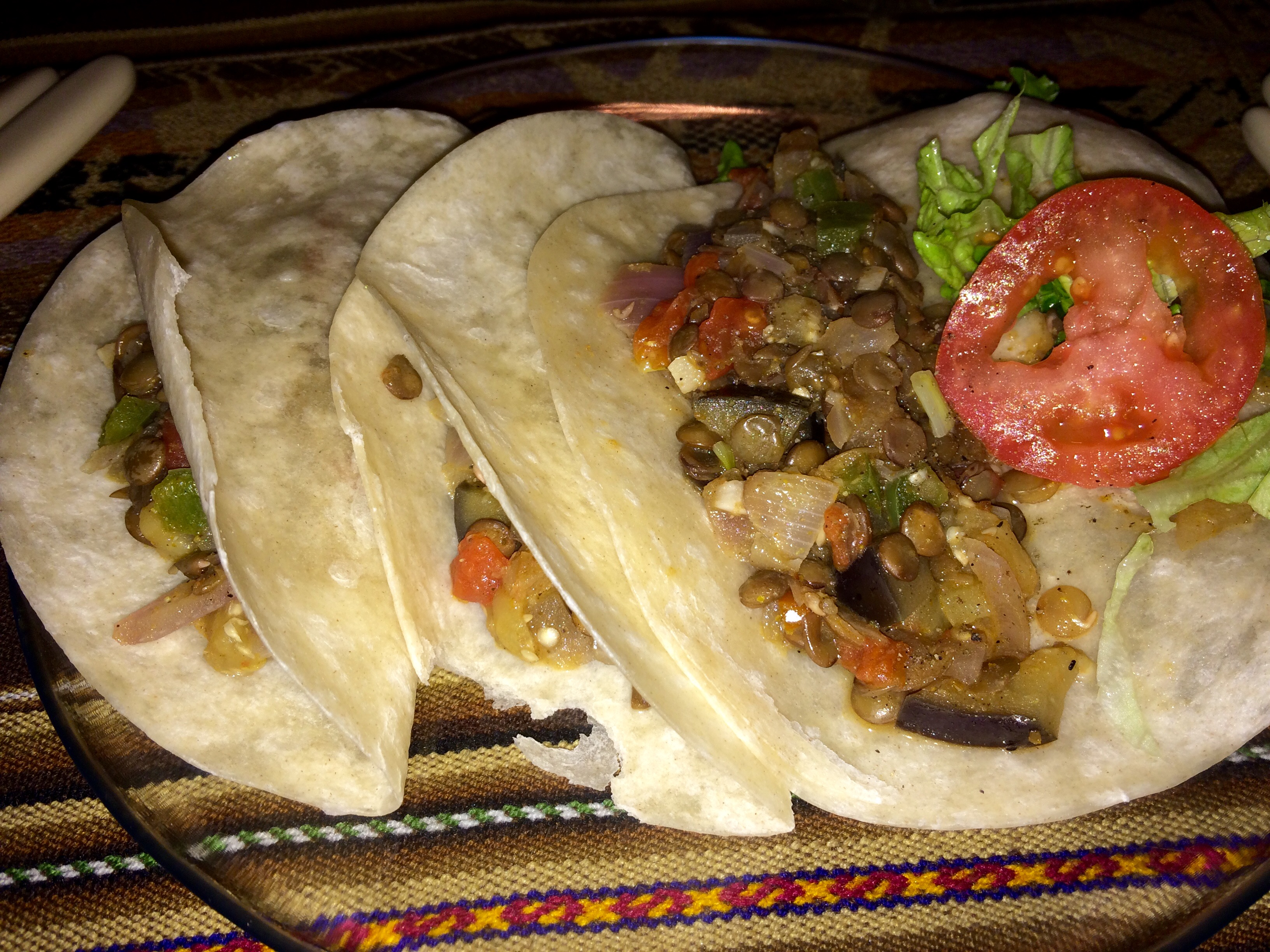 Tupiza tacos