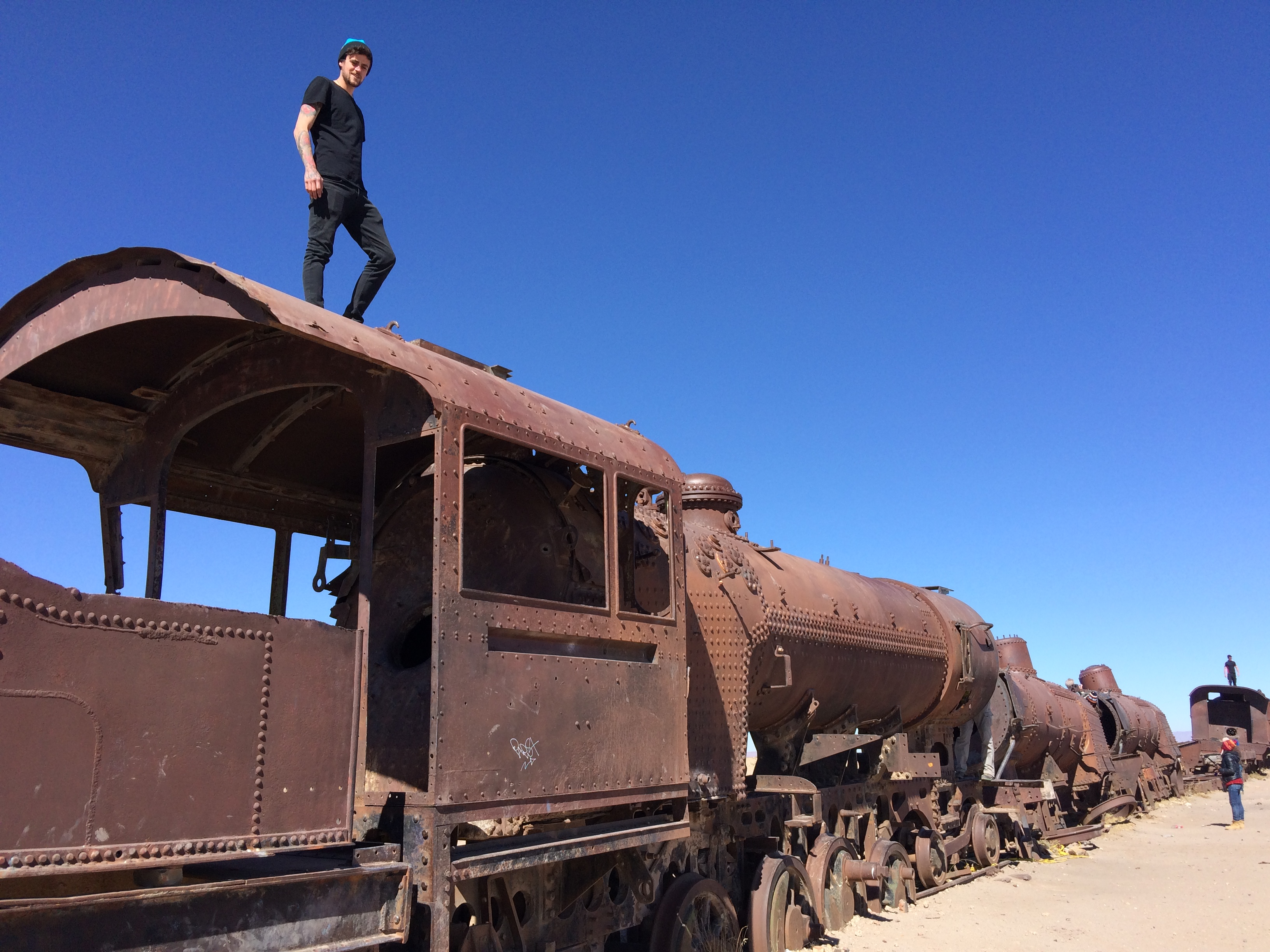 Salar Ryan train