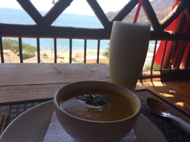 Taganga best soup