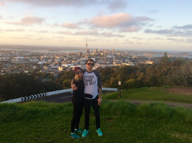 Auckland Ry and I