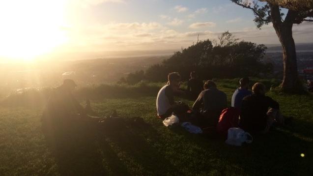 Auckland picnic