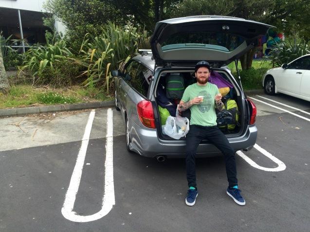 NZ road trip