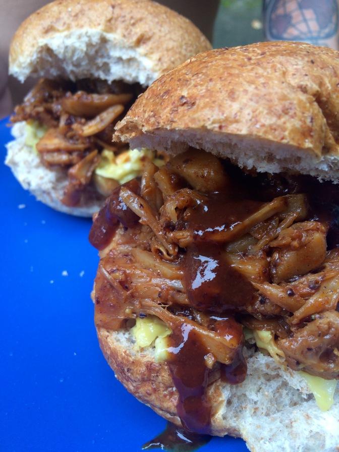 Vegan pulled pork sw 2