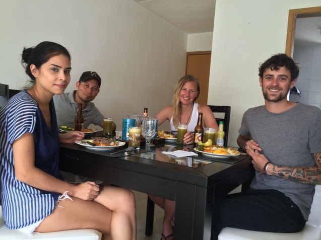 Dinner at Victors