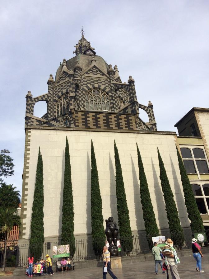 Plaza Botero 1