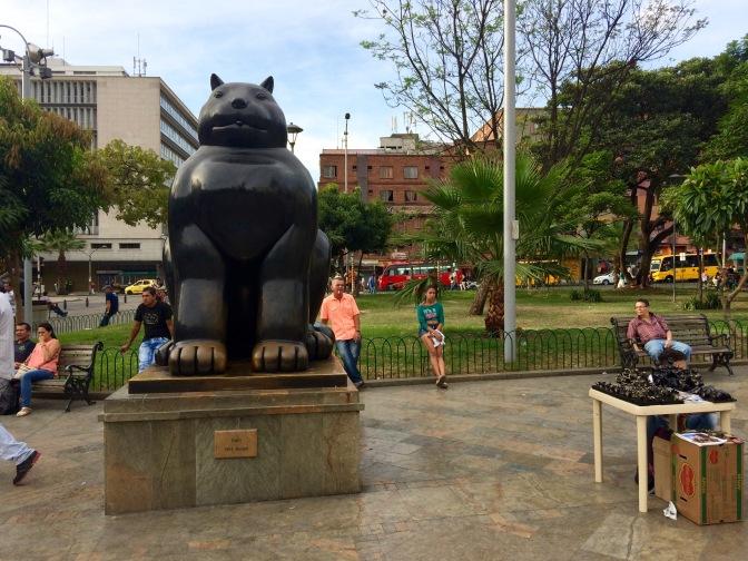 Plaza Botero 2