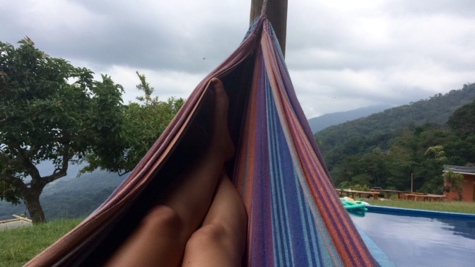 Colombia hammock