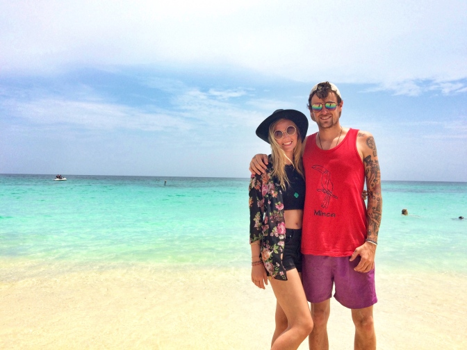 Playa Blanca love